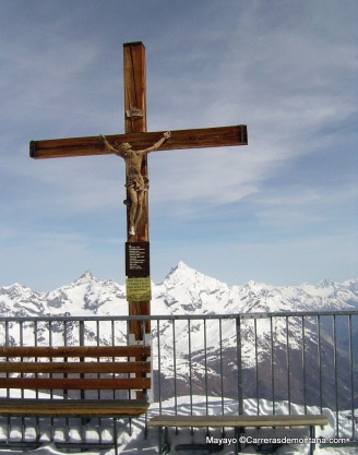 zermatt esqui de montaña breithorn
