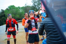 Ultra trail collserola 2014 Laia Diez Foto Marta Bacardit (3)