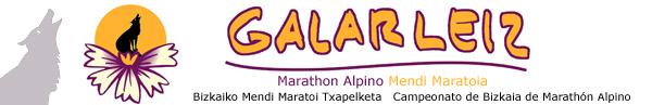 Logo Maraton Alpino Galarleiz 2009