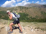 bastones trail running 4100m alt mount elbert rocosas colorado