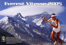 Intento de record al Everest 2005. La meteo forzó su abandono a 8.300m