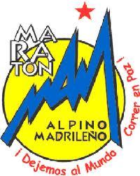 Maraton Alpino Madrileño logo