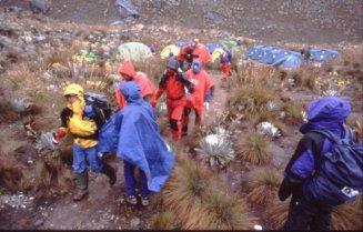 chaqueta impermeable transpirable Tran99 salida laguna verde 4000 para humboldt
