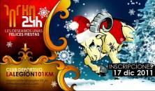 101 de Ronda 2012 abre inscripciones el 17 Diciembre.