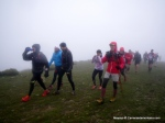 Tres Capas Montaña: Tercera capa crítica en Ultra Bandolero 2012 a bajocero