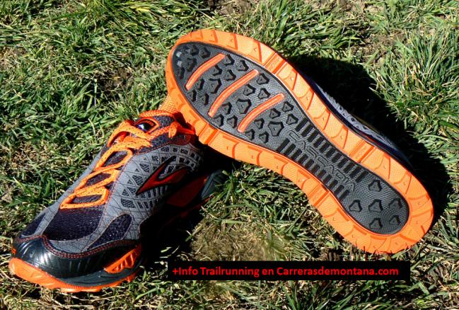 Photo Cascadia 7 trailrunning shoes