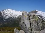 Rutas sierra Madrid Cerro Minguete y mujer muerta