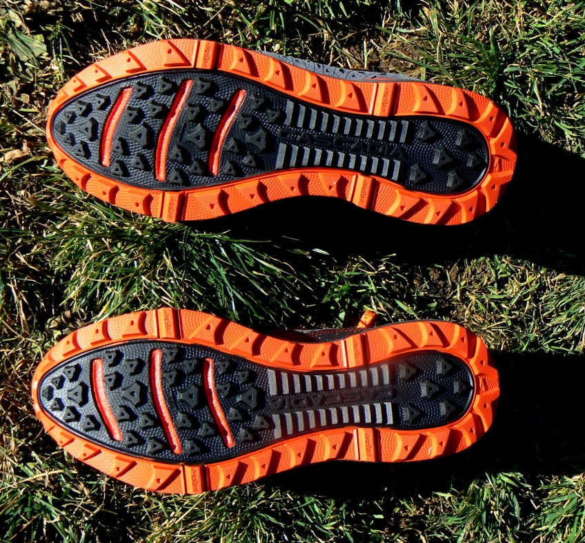 zapatillas brooks cascadia 7 suelas
