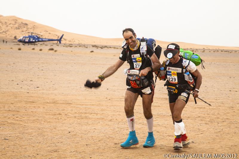 Marathon Sables 2012 fotos etapa 2 1