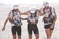 Marathon  Sables 2012 fotos etapa 5 6
