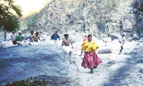 Tarahumara race