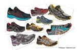 Zapatillas Trail Running Asics Hombre 2012
