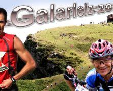 Maraton Alpino Galarleiz 2012 cartel