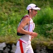 Kilian Jornet camino a la victoria en UTMB 2011