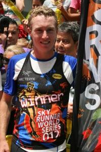 Dakota Jones vencedor Transvulcania 2012