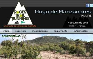 Races Trail Running 2012 Hoyo Manzanares 17jun 12km
