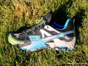 Zapatillas trail Raidlight RL001 fotos lateral
