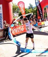 Corredor de montaña Raul García Castan gana Cross Telégrafo 2012