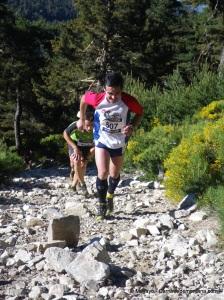 Cross Telégrafo 2012 fotos Esteban del Castillo llegando Alto del Telégrafo
