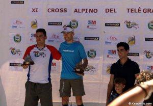 Raul Garcia Castan vencedor Cross Telegrafo 2012