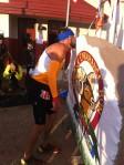 Hardrock 100 miles 2012 winner Hal Koerner, by Irunfar.com
