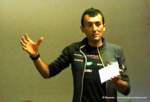 miguel heras suunto gps ambit training camp fotos