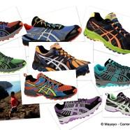 zapatillas asics trail catalogo julio 2012