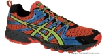 zapatillas asics trail GEL FUJI TRAINER