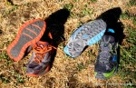 2-zapatillas trail running brooks cascadia 7 vs raidlight RL-001 fotos