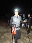 Bastones Ferrino Eiger en la Leadville 100 Miles: Paso del km 130 de carrera a una altitud de 3.500m.
