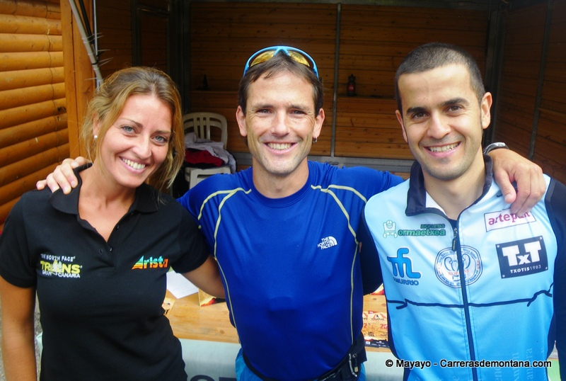 Ultra Trail Mont Blanc 2012 en vivo: Zigor Iturrieta (The North Face) y amigos