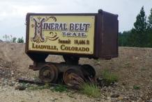 Leadville 100 Miles 2012 fotos photos vagoneta icono mineral belt trail