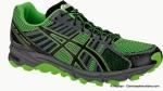 zapatillas trail Asics GEL FUJI TRABUCO foto y precio 341gr