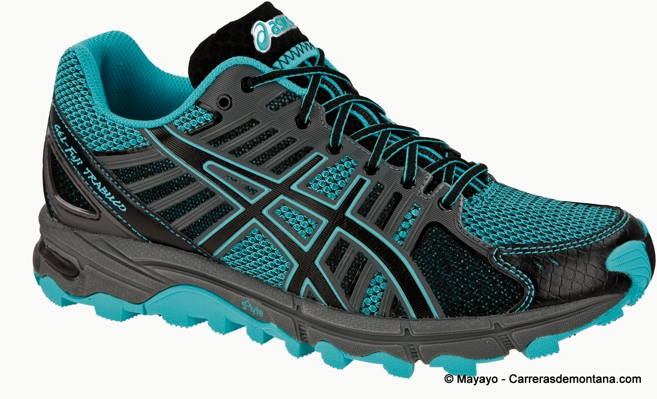 zapatillas trail asics o salomon