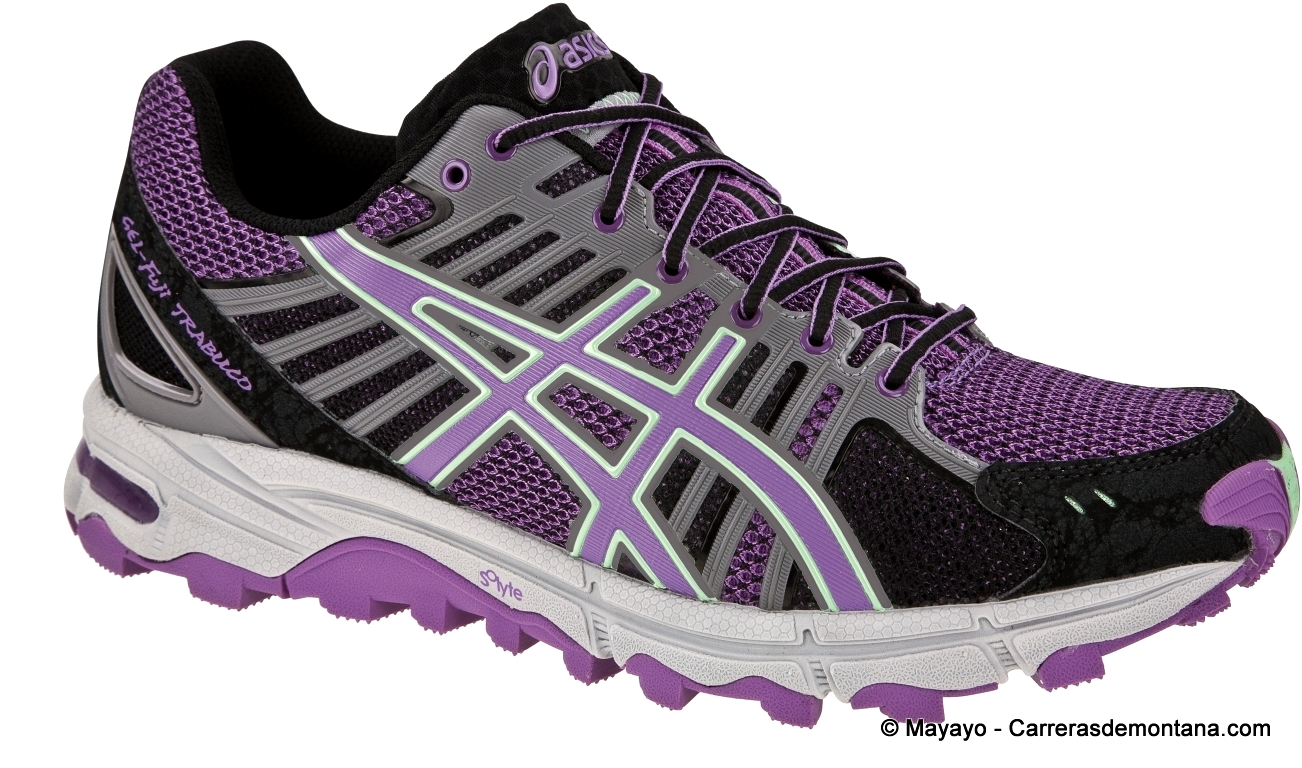 asics mujer trail