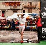 Cavalls del vent 2012:  Kilian Jornet campeón y nuevo record