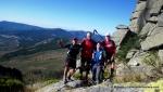 salomon xt wings 3 trail montaña cresta del leon bandoleros