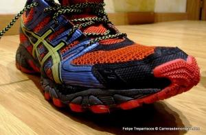 Asics Fuji Trainer foto precio analisis 5