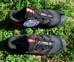 Salomon XT3 wings upper en detalle