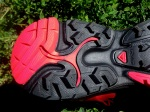 Salomon XT3 wings agarre detalle talon