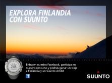 Suunto Ambit Oferta especial Navidad: Clic a aquí para viajar a Finlandia