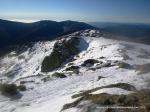 Rutas Trail Guadarrama: Maraton Alpino Bandolero. Panorama desde Cima Peñalara hacia Bola del Mundo. El retorno.