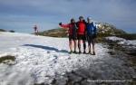 Rutas Trail Guadarrama: Maraton Alpino Bandolero. Descenso por las crestas de Dos Hermanas.