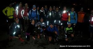 Rutas Trail Guadarrama: Maraton Alpino Bandolero. Salida 7.15AM Cercedilla.