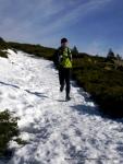 Rutas Trail Guadarrama: Maraton Alpino Bandolero. Nieve y hielo durante todo el invierno.
