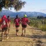 101km ronda 2011. Equipos al paso del techo de la carrera (km70) mini