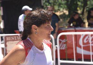 Mujeres que corren: Nerea Martínez, corredora de montaña Salomon Running.