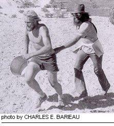 Gordon Ainsleigh en 1974.