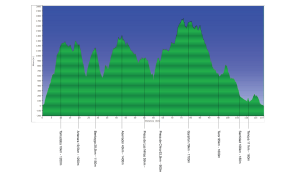 TransGranCanaria 2013 83k/D+4.700m Perfil de carrera