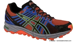 zapatillas asics trail GEL FUJI TRABUCO NEUTRAL